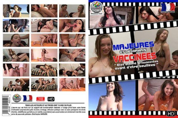 Majeures et desormais vaccinees (2014)