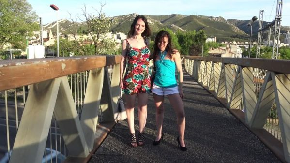 Yumi, Cassandra - Entente diabolique entre Yumi et Cassandra (04.06.2019) (FullHD/2019) by JacquieetMichelTV.net
