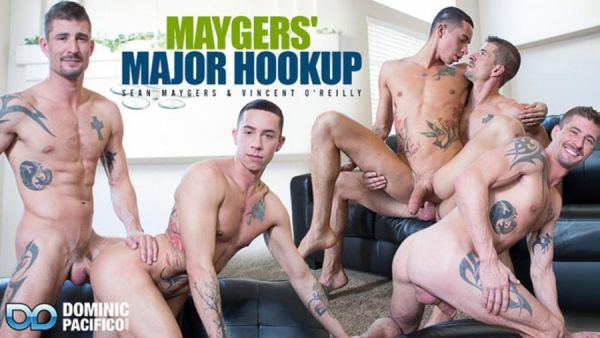 DP - Maygers' Major Hookup - Sean Maygers & Vincent O'Reilly