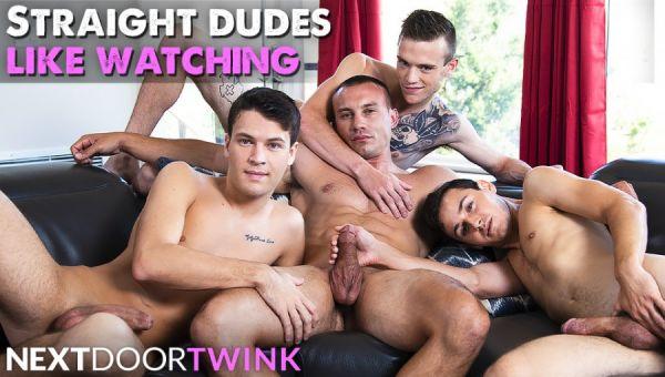 NDT - Scott Finn, Marc Montana, Evan Lamders, Ian Oakley - Straight Dudes Like Watching
