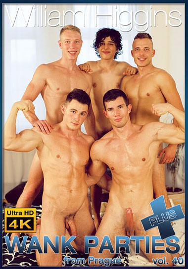 WH - Wank Parties Plus From Prague vol 41