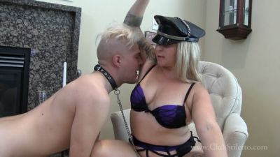 Clubstiletto – Pits and Spit for Junior – Miss Muscle
