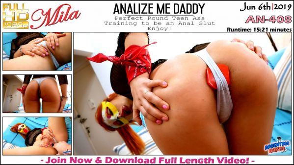 Mila - Analize Me Daddy - AN-408 (06.06.2019) (FullHD/2019) by Argentinanaked.com