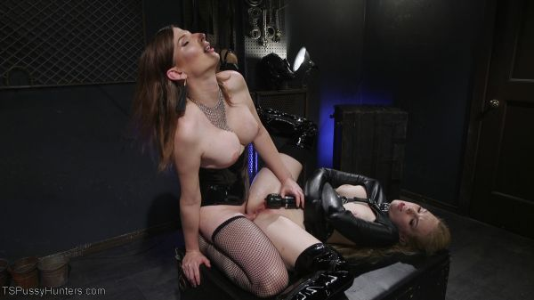TSPussyHunters - Jamie French, Delirious Hunter - Pretty Little Stray Pussycat [HD 720p]