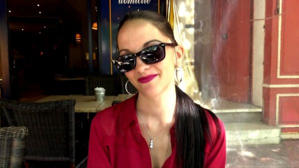JacquieetMichelTV: Marion - Les debuts porno de Marion, 20ans, etudiante bordelaise (08.06.2019) (FullHD/2019)
