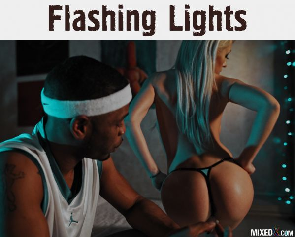 Christina Shine - Flashing lights