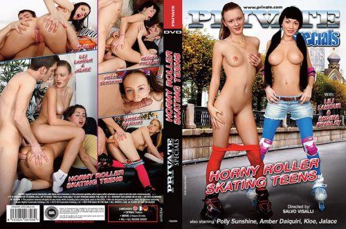 Horny Roller Skating Teens (2013)