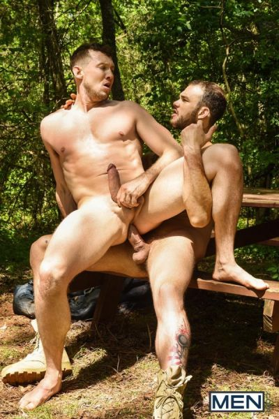MN - Cliff Jensen & Pierce Paris - Big Cock Part 2