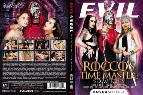 Rocco's Time Master - Sex Witches (2019)