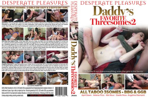 Daddy's Favorite Threesomes 2 (2019)