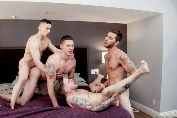 NDB - Dante Martin, Spencer Laval, Carter Woods & Steve Rickz - Brotherly Order