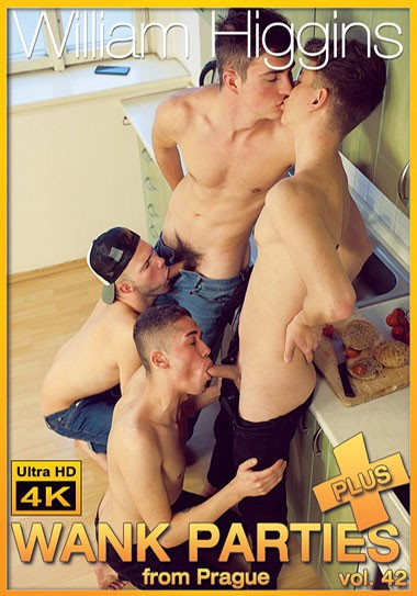 WH - Wank Parties Plus From Prague vol 42