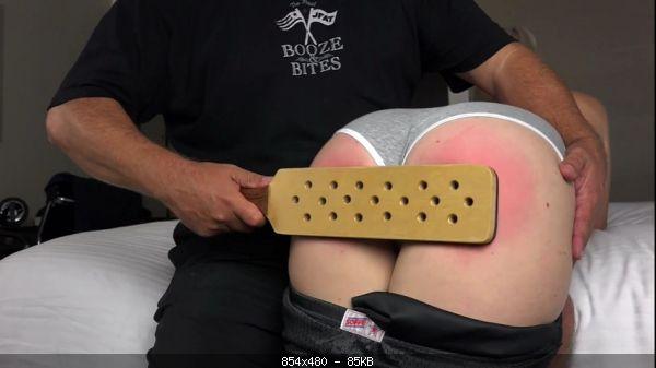 Spanking 8407-Warm Bottom Show off – Weekend Workout