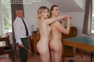FirmHandSpanking – The Institute – M – Helen Stephens