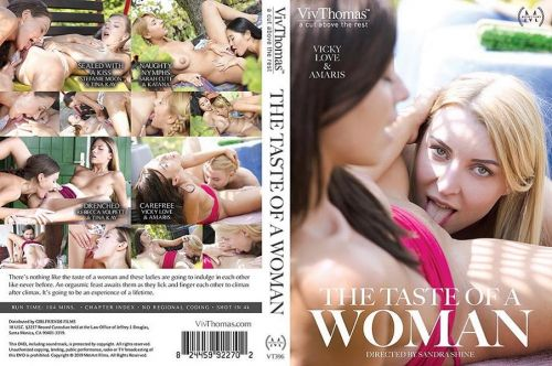The Taste Of A Woman (2019)