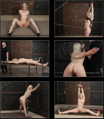 SocietySM – She Came for Bondage – Abigail Peach