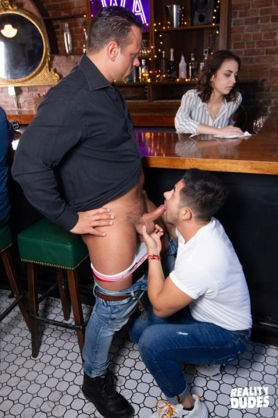 RD - Dudes In Public 50 - Bar - Darcy Oak, Derek Allan