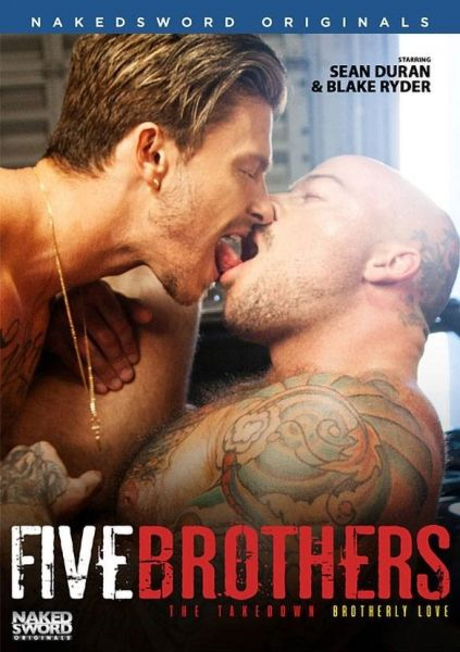 NS - Five Brothers The Takedown - Sean Duran and Blake Ryder