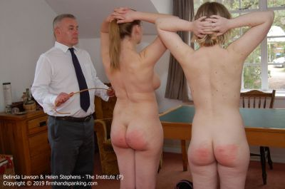 FirmHandSpanking – The Institute – P – Helen Stephens