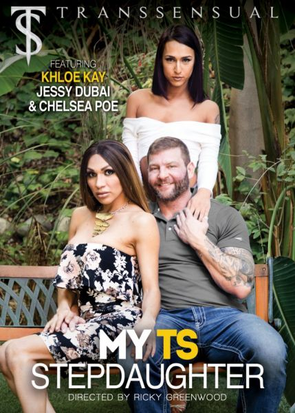 Khloe Kay, Colby Jansen, Jessy Dubai, Chelsea Poe, Wesley Woods, Dante Colle - My TS Stepdaughter (Split Scene) (Transsensual.com/FullHD/2019)