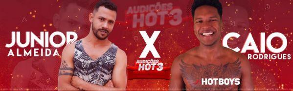 HB - Audicoes Hot 3 - Junior Almeida & Caio Rodrigues