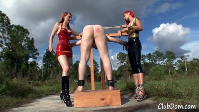 Clubdom – Kendra James Caning