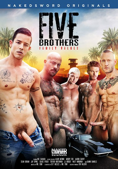 NS - Five Brothers - Family Values