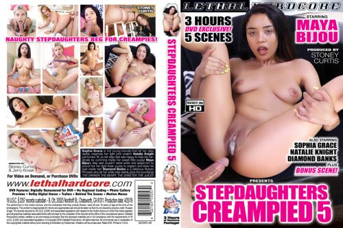Stepdaughters Creampied 5 (2019)