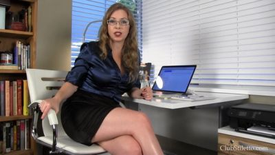 Clubstiletto – You are MY Personal Office Toilet – Mistress T