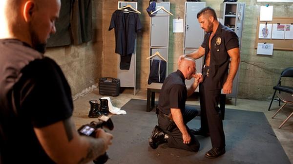 TM - Bad Cop - Behind The Scenes - making Of