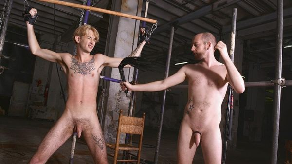 BN - Jacob Daniels & Sean Taylor - Boy In need Of An Arse Ravaging Part 3