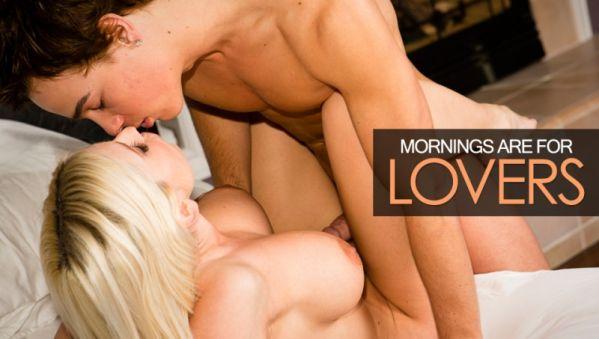 NextDoorHookups - Christie Stevens, Justin Owen - Mornings are for Lovers