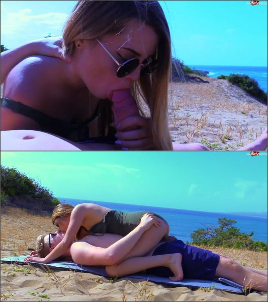 MDH: youngcouple9598 - Unser erstes Mal Sex am Strand (HD/2019)