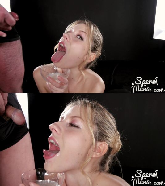 Rebecca Volpetti - Uses A Group of Guys' Cum For One Messy Handjob (28.06.2019) [FullHD 1080p] (Spermmania)
