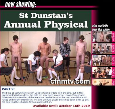 St Dunstan's Annual Physical Part 9