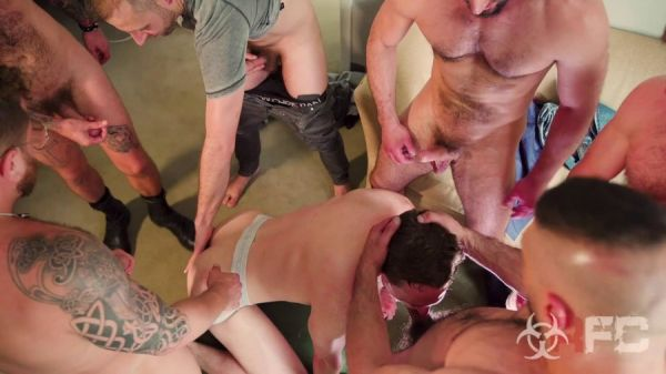 RFC - Damaged Bottom Gang Bang, part 1
