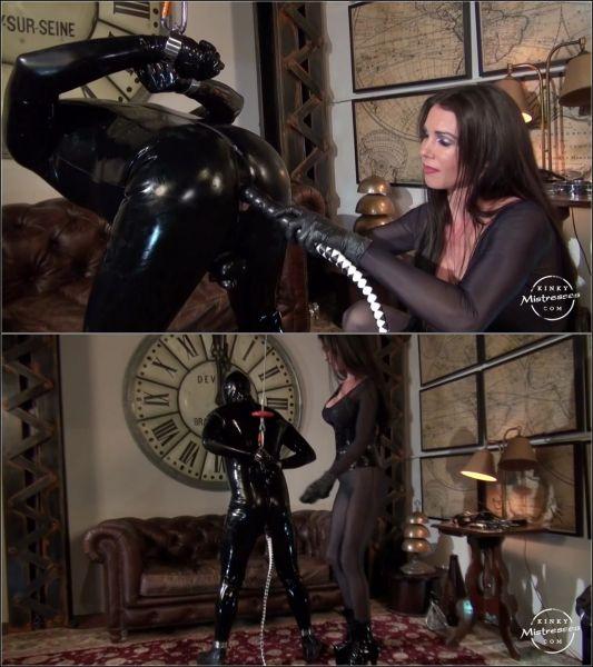KinkyMistresses: Mistress Susi - Puts Her Whip Up Your Ass (HD/2019)