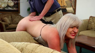 RealSpankings – A Proper Punishment for Being Irresponsible with the Car (Part 1)