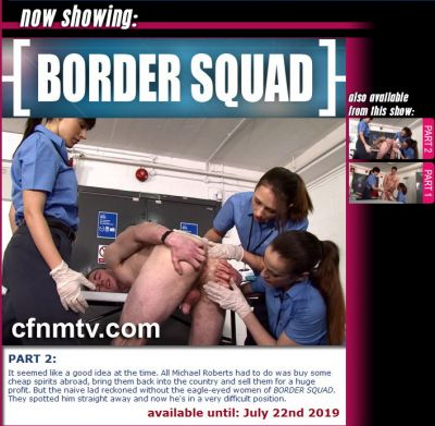 CfnmTV – Border Squad: Michael Part 2