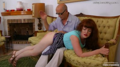 Aaaspanking - Real Discipline for Zoe part 1