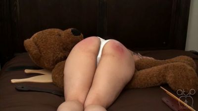 AssumethePositionStudios – Strap and Cane Bruises for Jiggles