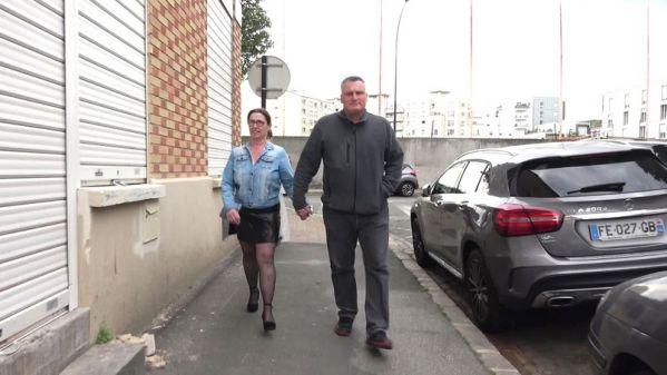JacquieetMichelTV: Lucie - Quatre mecs, le plat de resistance pour Lucie, 45ans (04.07.2019) (FullHD/2019)