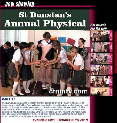 St Dunstan's Annual Physical Part 10