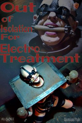 SensualPain – Jul 3, 2019: Out of Isolation For electro Treatment | Abigail Dupree