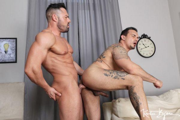 KB - Thrust - Gabriel Lunna, Santi Noguera