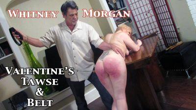 Whitney Morgan – Valentine's Tawse & Belt