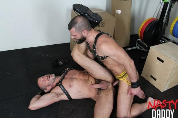 ND - Fucked Raw - Clay Towers & Jake Morgan