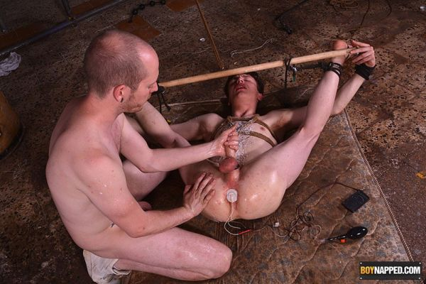 BoyNapped - Sean Taylor & Alex Faux - Twinky Plaything Properly Used - Part 3