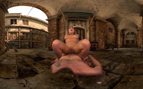 Italian Village - Blair Williams Oculus Rift