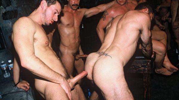 TM - L A  Sex Party - Orgy - Gabriel Cortes, Rik Jammer, Trent Cougar